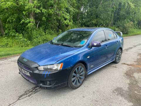 2009 Mitsubishi Lancer for sale at Trocci's Auto Sales in West Pittsburg PA