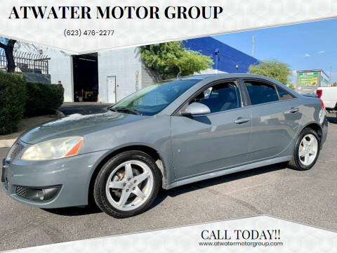 2009 Pontiac G6 for sale at Atwater Motor Group in Phoenix AZ