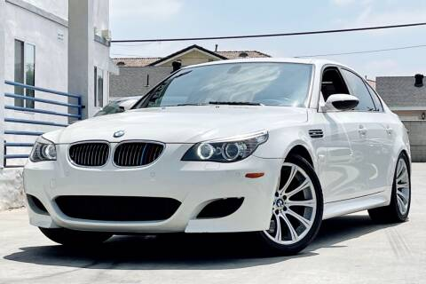 2008 BMW M5 for sale at Fastrack Auto Inc in Rosemead CA