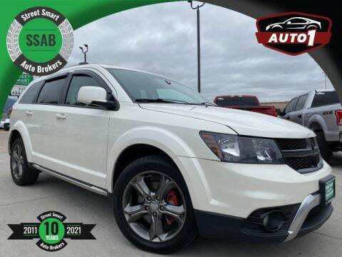 2016 Dodge Journey for sale at Street Smart Auto Brokers in Colorado Springs CO