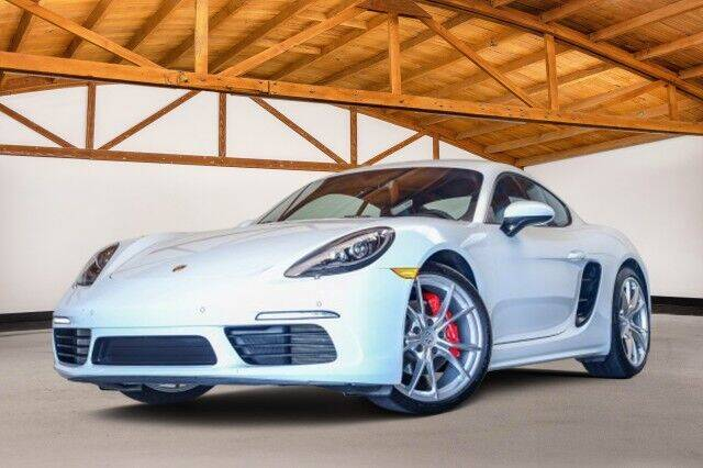 2018 Porsche 718 Cayman for sale in Newport Beach, CA