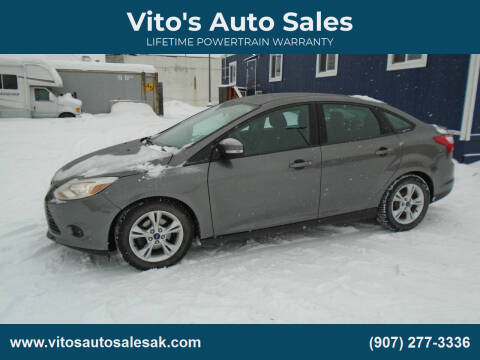 2014 Ford Focus for sale at Vito's Auto Sales in Anchorage AK