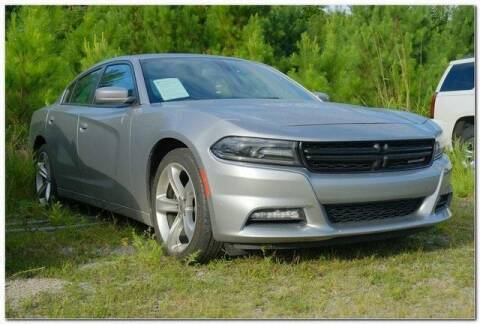 2018 Dodge Charger for sale at WHITE MOTORS INC in Roanoke Rapids NC