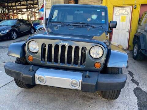 2008 Jeep Wrangler Unlimited for sale at Deleon Mich Auto Sales in Yonkers NY