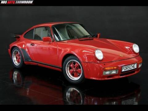 1987 Porsche 911 for sale at NBS Auto Showroom in Milpitas CA