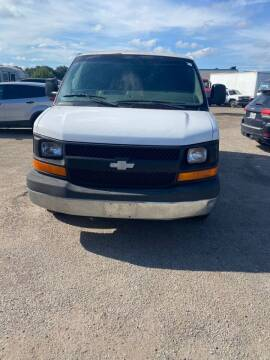 2009 Chevrolet Express Cargo for sale at BSA Used Cars in Pasadena TX