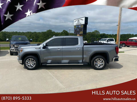 2020 GMC Sierra 1500 for sale at Hills Auto Sales in Salem AR