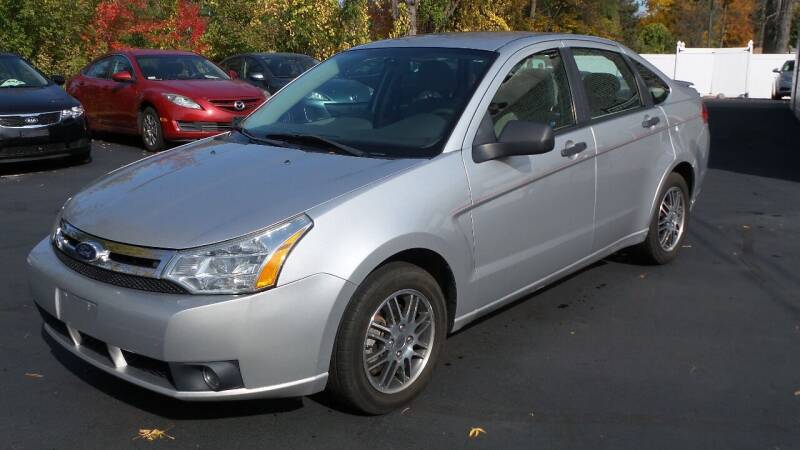 2010 Ford Focus for sale at JBR Auto Sales in Albany NY