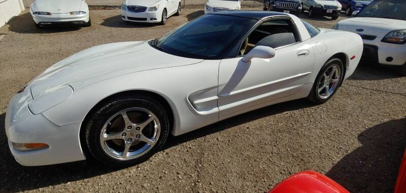 1999 Chevrolet Corvette for sale at ACE AUTO SALES in Lake Havasu City AZ