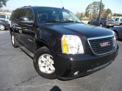 2014 GMC Yukon XL for sale at Wade Hampton Auto Mart in Greer SC
