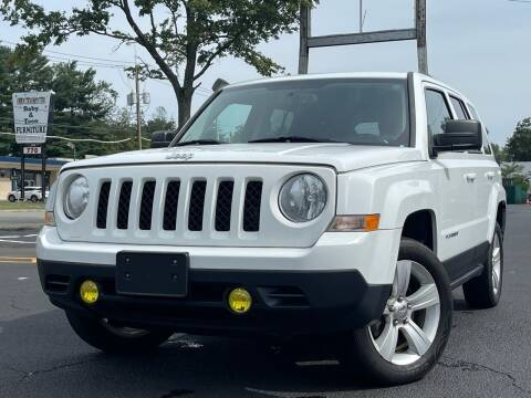 2016 Jeep Patriot for sale at MAGIC AUTO SALES in Little Ferry NJ