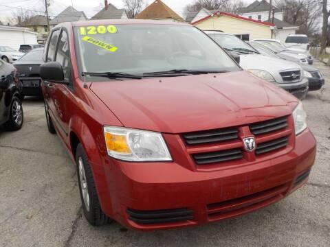 2008 Dodge Grand Caravan for sale at SEBASTIAN AUTO SALES INC. in Terre Haute IN