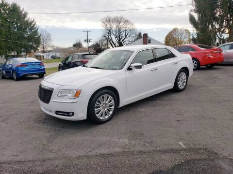 2014 Chrysler 300 for sale at Hackler & Son Used Cars in Red Lion PA