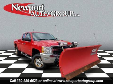 2011 Chevrolet Silverado 2500HD for sale at Newport Auto Group in Austintown OH