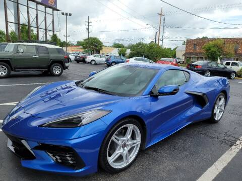 2020 Chevrolet Corvette for sale at Shaddai Auto Sales in Whitehall OH