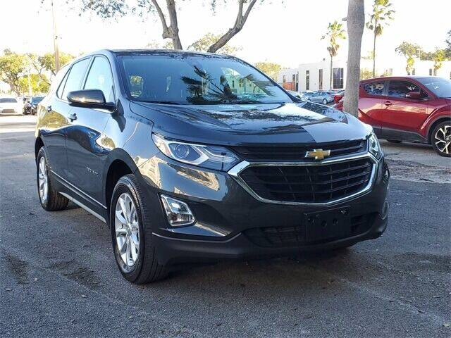 2020 Chevrolet Equinox for sale at Selecauto LLC in Miami FL