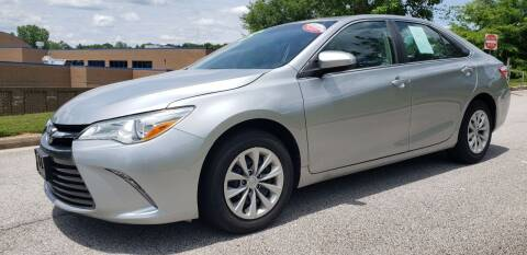 2015 Toyota Camry for sale at Chris Motors in Decatur GA