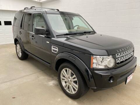2012 Land Rover LR4 for sale at BOLLING'S AUTO in Bristol TN