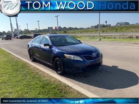 2010 Toyota Camry for sale at Tom Wood Honda in Anderson IN