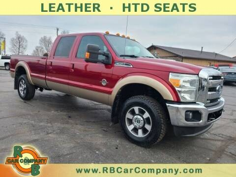 2014 Ford F-350 Super Duty for sale at R & B CAR CO - R&B CAR COMPANY in Columbia City IN