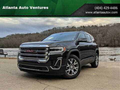 2020 GMC Acadia for sale at Atlanta Auto Ventures in Roswell GA