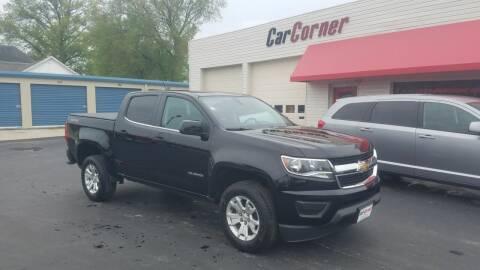 2016 Chevrolet Colorado for sale at Car Corner in Mexico MO