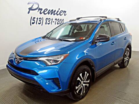 2016 Toyota RAV4 for sale at Premier Automotive Group in Milford OH
