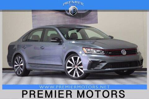 2018 Volkswagen Passat for sale at Premier Motors in Hayward CA