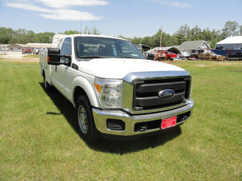 2015 Ford F-250 Super Duty for sale at John's Auto Sales in Council Bluffs IA
