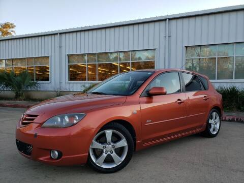 2005 Mazda MAZDA3 for sale at Houston Auto Preowned in Houston TX
