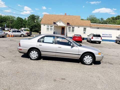 1997 Honda Accord for sale at New Wave Auto of Vineland in Vineland NJ