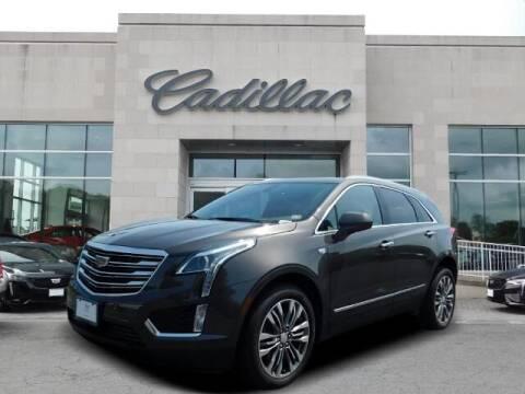 2019 Cadillac XT5 for sale at Radley Cadillac in Fredericksburg VA