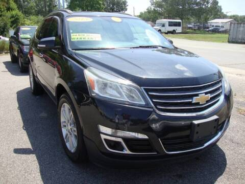 2013 Chevrolet Traverse for sale at Easy Ride Auto Sales Inc in Chester VA