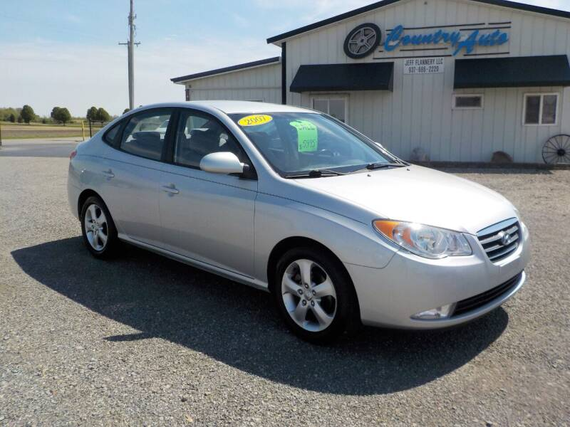 2007 Hyundai Elantra for sale at Country Auto in Huntsville OH