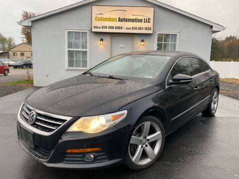 2009 Volkswagen CC for sale at COLUMBUS AUTOMOTIVE in Reynoldsburg OH