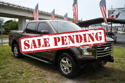 2015 Ford F-150 for sale at ELITE MOTOR CARS OF MIAMI in Miami FL