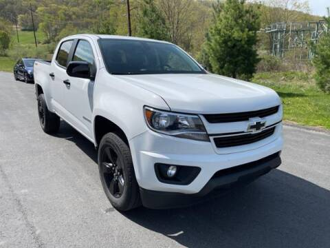 2018 Chevrolet Colorado for sale at Hawkins Chevrolet in Danville PA