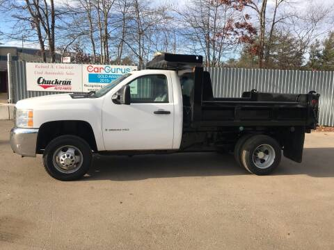 2008 Chevrolet Silverado 3500HD for sale at Chuckran Auto Parts Inc in Bridgewater MA