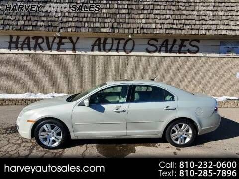 2008 Ford Fusion for sale at Harvey Auto Sales, LLC. in Flint MI