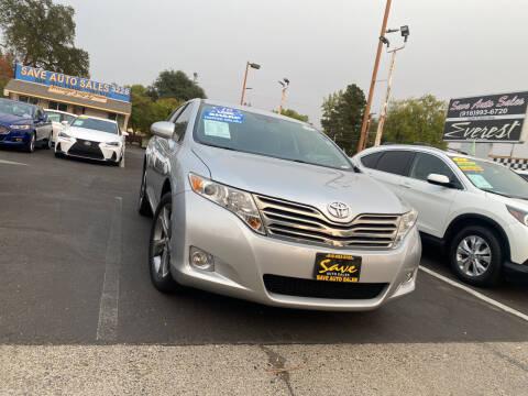 2010 Toyota Venza for sale at Save Auto Sales in Sacramento CA