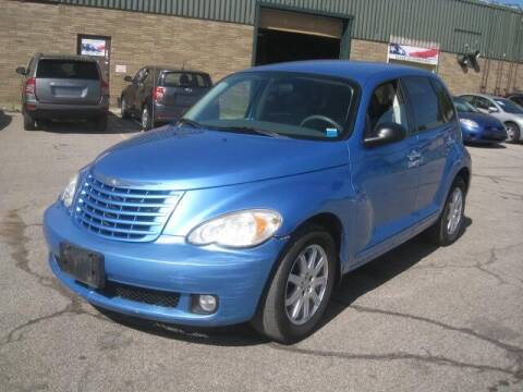 2008 Chrysler PT Cruiser for sale at ELITE AUTOMOTIVE in Euclid OH