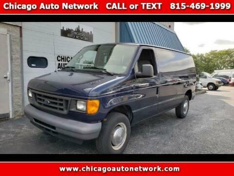 2006 Ford E-Series Cargo for sale at Chicago Auto Network in Mokena IL