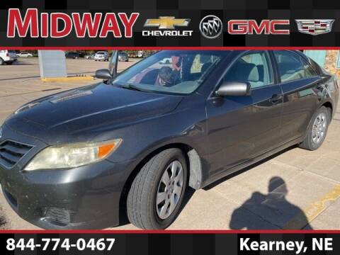 2011 Toyota Camry for sale at Midway Auto Outlet in Kearney NE