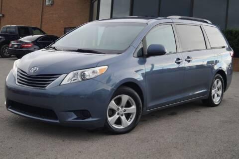 2016 Toyota Sienna for sale at Next Ride Motors in Nashville TN