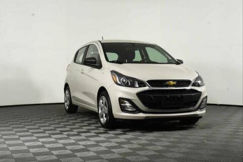 2020 Chevrolet Spark for sale at Washington Auto Credit in Puyallup WA