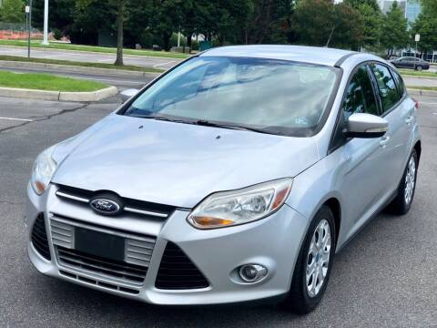 2012 Ford Focus for sale at Supreme Auto Sales in Chesapeake VA