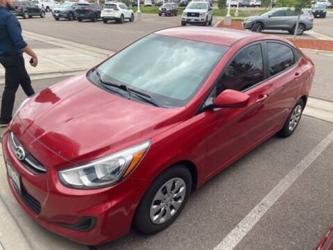 2015 Hyundai Accent for sale at EMPIRE LAKEWOOD NISSAN in Lakewood CO