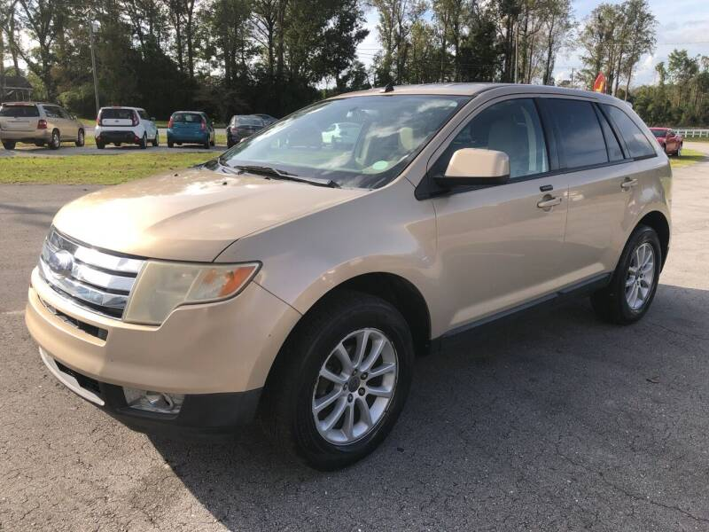2007 Ford Edge for sale at IH Auto Sales in Jacksonville NC