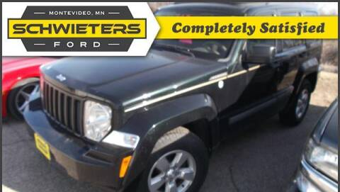 2012 Jeep Liberty for sale at Schwieters Ford of Montevideo in Montevideo MN
