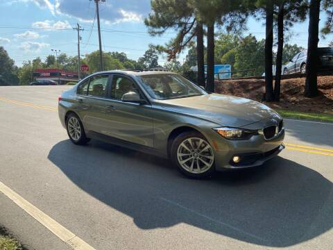 2016 BMW 3 Series for sale at THE AUTO FINDERS in Durham NC
